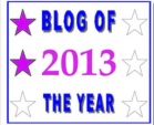 blog of year